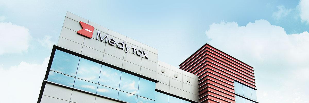Medytox第一工厂(梧仓)