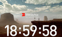 The First Corporate Advertising of Medytox_ time signal